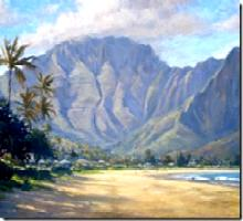 Jenifer Hanson Prince (Hawaii Plein Air paintings)