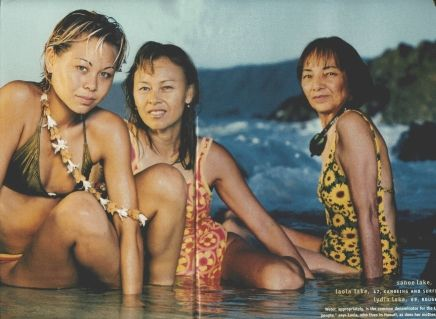 Photo Courtesy of Laola and Sports Illustrated 1999 Spring Issue Generation Next