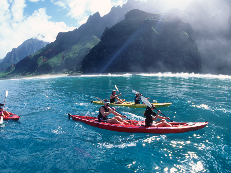 Na Pali Sea Kayak Adventure