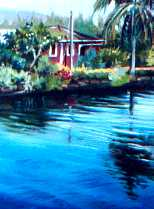 Moikeha Canal by Penny