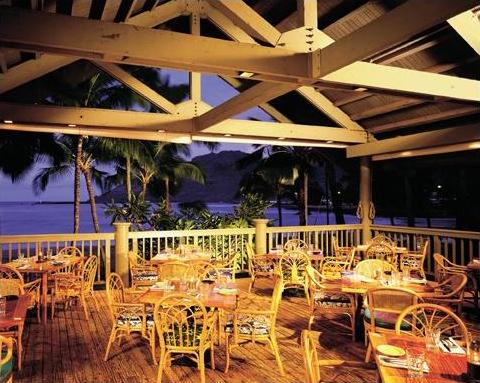 Upstairs Dining