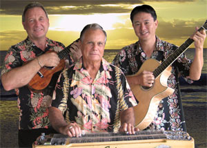 Hal, Ernie and Paul ~ Nostalgic Hawaiian Music featuring Ernie Palmeria's Steel Guitar