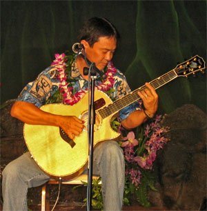 Paul at Kauai Fest